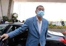 Hong Kong Police Raid Tycoon Jimmy Lai's Office, Seize Documents in Fraud Case - Reports