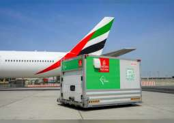 Emirates SkyCargo maintains supply chains for food and other perishables during COVID-19