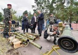 Russian Defense Ministry Told US Attache That 'Russian Aggression' Claims Push Kiev to War