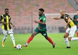 الاتفاق يتغلب على الاتحاد في الجولة الأولى من دوري كأس الأمير محمد بن سلمان للمحترفين