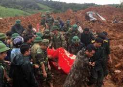 Vietnamese Rescuers Recover Bodies of All 22 Soldiers Killed in Sunday Landslide - Reports