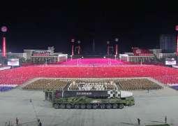 Missile Technology Gap Fast Narrowing Between Pyongyang, Seoul - S.Korean Agency