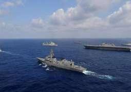Beijing Says Any Defense Partnerships Should Foster Regional Peace Ahead of Malabar Drills