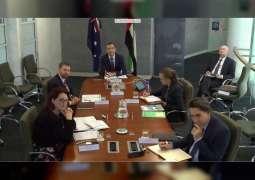 UAE-Australia Political Consultations Committee discuss cooperation