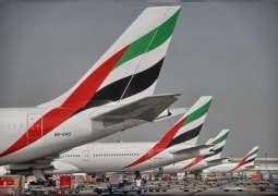"""طيران الإمارات أفضل ناقلة في العالم ضمن جوائز """"بيزنس ترافلر 2020"""""""