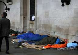 Foreign Homeless People in UK to Face Deportation After Brexit - Reports