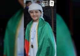 5th grader Sultan Al Mazrouie crowned the UAE's Arab Reading Champion