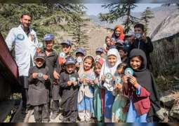 UAE-Pakistan Assistance Programme announces success of Emirati polio vaccination campaign in Pakistan