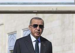 Turkey's Erdogan Calls Intra-Libyan Ceasefire Agreement 'Not Reliable'