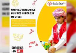 Special Olympics UAE launches Unified Robotics 2020