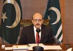 Masood Khan calls for making Kashmir a truly global movement