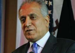 US Envoy Khalilzad to Meet Afghan Negotiating Teams in Doha - State Dept.