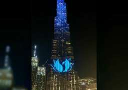 Burj Khalifa lights up to mark 20th anniversary of UN Security Council resolution 1325