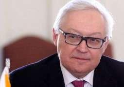Russia's Ryabkov Says Those Ignoring Putin's Proposals on INF Act Irresponsibly