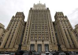 Russian Foreign Ministry: Incorrect to Suggest Russia Withdrew from INF Treaty