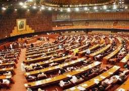 NA passes bills including CPECA Bill 2020
