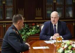 New Belarusian Interior Minister Names Security in Minsk as Priority Amid Protests