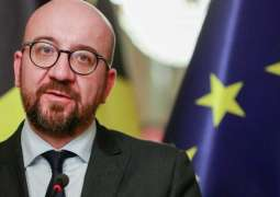 EU's Michel Says Hoping for Progress in UK Talks in Coming Days