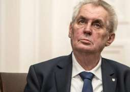 Czech President Appoints New Health Minister After Former Official Was Caught Without Mask