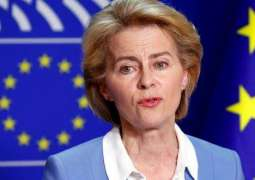 EU 'Looking Forward' for More Multilateral Engagement From US - Von der Leyen
