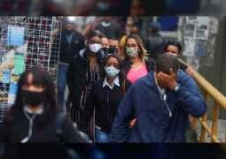 البرازيل: إصابات كورونا تصل إلى 5.47 مليون والوفيات 158 ألفا و456