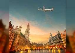 Etihad Airways celebrates 15 years of flights to Belgium