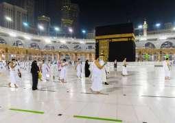 وصول أولى رحلات المعتمرين من خارج المملكة إلى جدة بعد غدٍ وسط تطبيق الإجراءات الاحترازية والوقائية