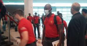 Zimbabwe team arrives in Islamabad today