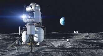 European, US Space Agencies Sign Memorandum of Understanding on Lunar Gateway Project