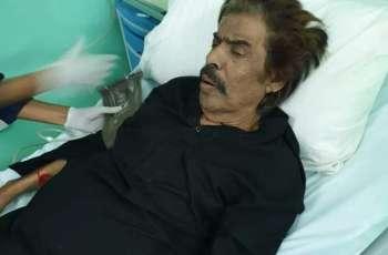 Shaukat Ali will undergo free liver transplant