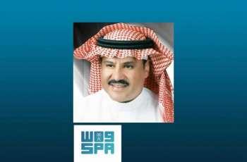 الدكتور فهد الطياش يرفع شكره للقيادة بمناسبة اختياره عضواً في مجلس الشورى