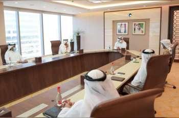 مكتوم بن محمد يترأس الاجتماع الأول للجنة العليا لتطوير القطاع الحكومي في دبي