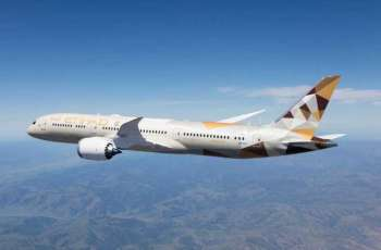 Etihad operates maiden commercial passenger flight from GCC nation to Israel