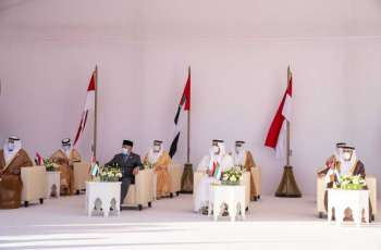 Mohamed bin Zayed directs to build mosque named after Indonesian President in Abu Dhabi