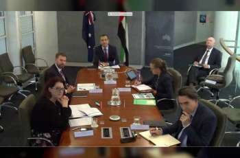 لجنة المشاورات السياسية بين الإمارات وأستراليا تبحث تعزيز التعاون
