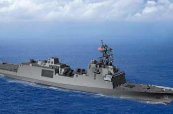 USS Ross Destroyer Resumes Mission in Barents Sea - US Navy