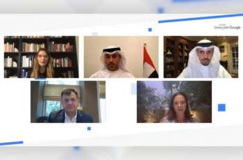 Ministry of Economy, Dubai Chamber, Google, discuss ways to support economic recovery for SMEs