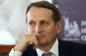 US Told Embassy in Chisinau to Instigate Protests If Dodon Re-Elected - Naryshkin