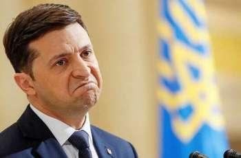 Ukraine's Zelenskyy Announces Visit of Ruling Sluha Narodu Party Lawmakers to Donbas