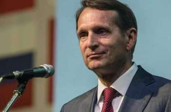 US-Affiliated NGOs Spread Fake Information About Plans to Falsify Moldovan Vote- Naryshkin