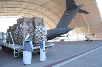 UAE sends fifth medical aid plane to Kazakhstan in fight against COVID-19
