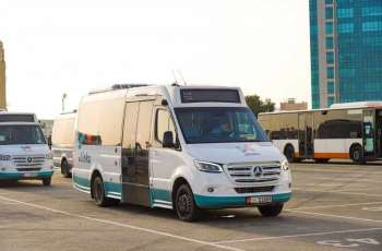 Integrated Transport Centre launches trial of 'Abu Dhabi Link' on-demand bus service
