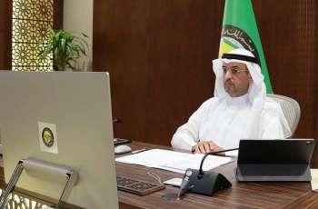 الأمين العام لمجلس التعاون يشارك مجلس الأمن في مناقشة الوضع الراهن بمنطقة الخليج