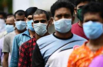 """الهند تسجل 54 ألفا و 44 إصابة جديدة و 717  وفاة بـ"""" كورونا"""""""