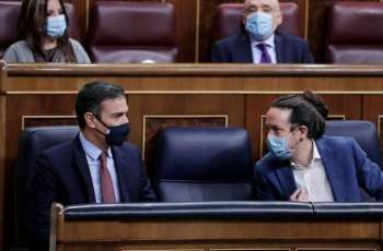 Spain's Parliament Debating No-Confidence Vote to Oust Sanchez's Government