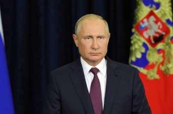 Putin Says Vaccination of Russians Against Coronavirus Top Priority, Above Vaccine Export