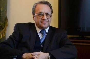 Russian Deputy Foreign Minister, Nigerian Ambassador Discuss Bilateral Relations