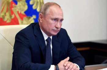 Putin Says Global Market for Russian Coronavirus Vaccine Estimated at $100Bln