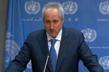 UN Concerned by Violence in Northwest Syria, Calls for Full Ceasefire - Spokesman
