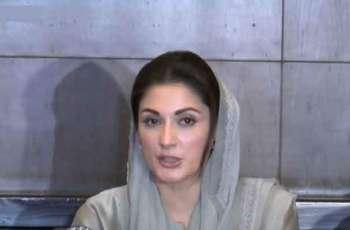 Maryam Nawaz lambasts PTI govt over Karachi raid